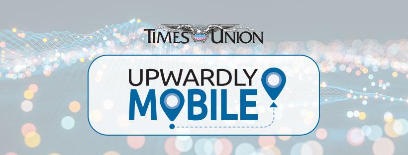 Times Union Upwardly Mobile